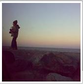 l'aube avant l'aurore et le matin c'est aussi le crépuscule